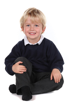Contemporary School Portrait